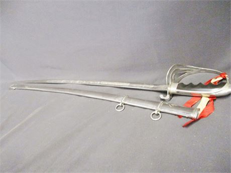 VINTAGE U.S. ARMY SWORD BY LILLEY-AMES CO.