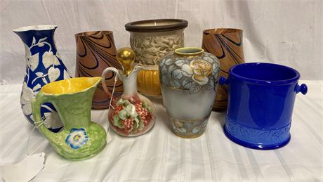 Vintage Ceramic and Porcelain Collection