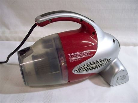 ROYAL DIRT DEVIL CLASSIC HANDHELD VACUUM CLEANER