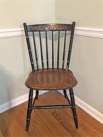 Vintage Spindle Back Chair
