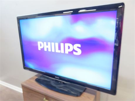 PHILIPS 55-Inch 1080p LCD HDTV