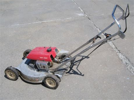 HONDA EASY START PUSH MOWER