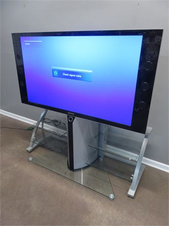 SAMSUNG 56-Inch HD-Ready DLP TV
