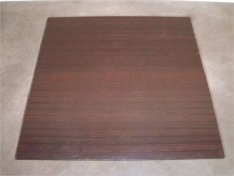 ROLLUP OFFICE/DESK CHAIR WOOD FLOOR MAT