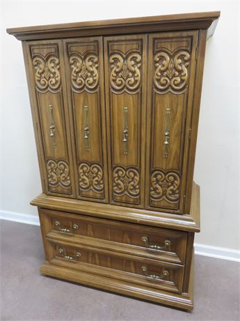 Highboy Armoire Chest