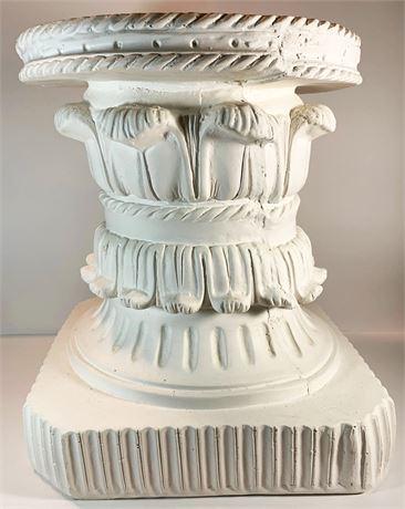 Mexican Decorative Pedestal
