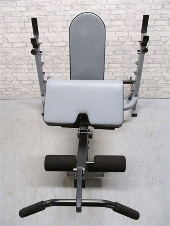 KEYS FITNESS OLYMPIC WEIGHT BENCH ST-OBA