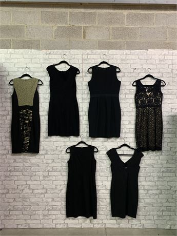 All Eyes on Her Again . Lot of 6 Stunning Dresses