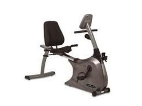 VISION FITNESS R2000 SEMI-RECUMBENT FITNESS CYCLE