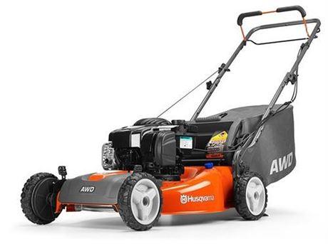 HUSQVARNA 22-inch All-Wheel Drive Self-Propelled Lawn Mower
