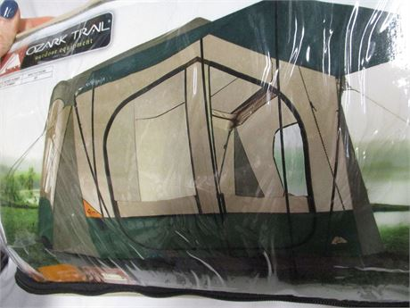 "OZARK TRAIL 6-PERSON ""VACATION COTTAGE TENT"""