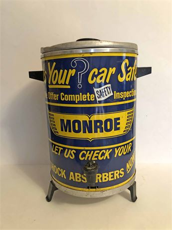 1960's Monroe Advertisement Percolator