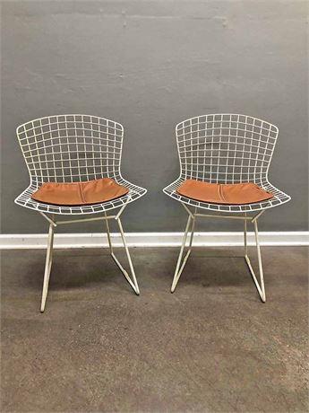 Harry Bertoia Mid Century Chairs