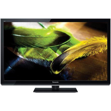 "Panasonic Smart 55"" 3D Plasma HDTV"