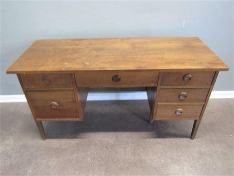 Vintage Stanley Mid Century Desk
