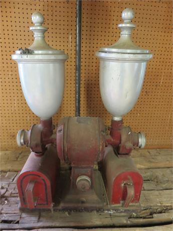 Antique Hobart Coffee Grinder