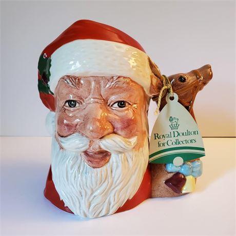 Royal Doulton Santa Large Toby Mug #D6675