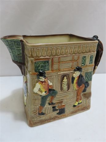 ROYAL DOULTON Pickwick Papers Character Jug Pitcher
