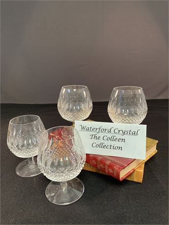 Colleen Waterford Glasses