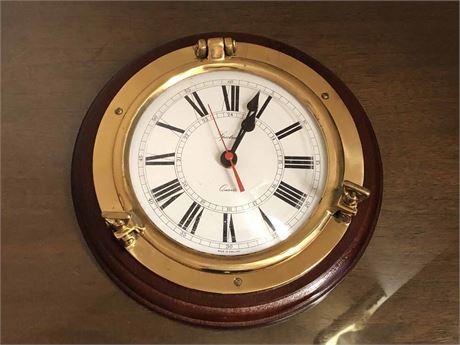 Spectrum Ship's Porthole Wall Clock