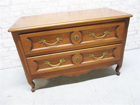 2-DRAWER SMALL CHEST BY MOUNT AIRY FURNITURE CO.
