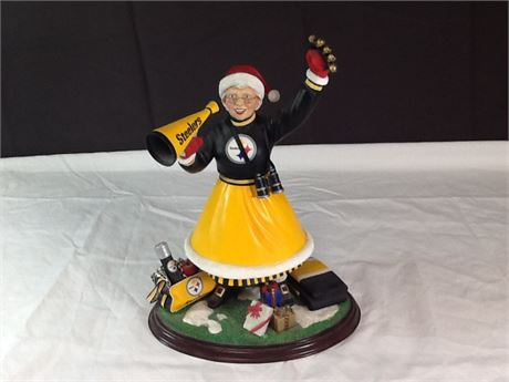 Pittsburgh Steelers Mrs. Claus