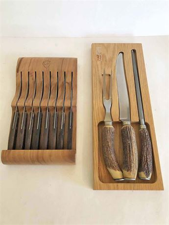 Vintage Knife Sets