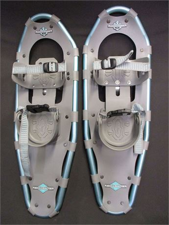 LL BEAN WINTER WALKER 25 SNOW SHOES