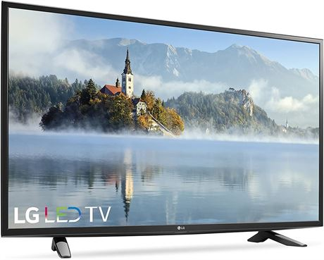 LG Electronics 49-Inch 1080p LED HDTV (No Remote)