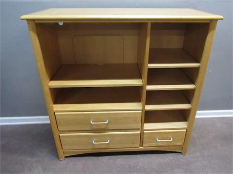 Stanley Furniture Display/Storage Cabinet
