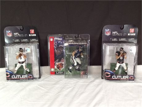 McFarlane's Chicago Bears Figures