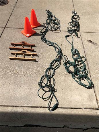 Outdoor Heavy Duty Extension Cords