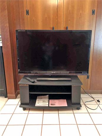 Sharp Flat Screen Television