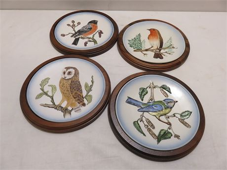 GOEBEL Wildlife Series Collector Plates