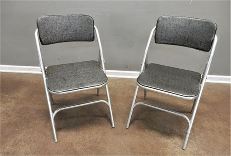 Vintage Sunray Inc, Aluminum Folding Chairs