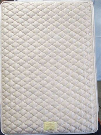 "SEALY POSTUREPEDIC ""CORONATION ULTRA IV"" FULL MATTRESS AND BOX SPRING"