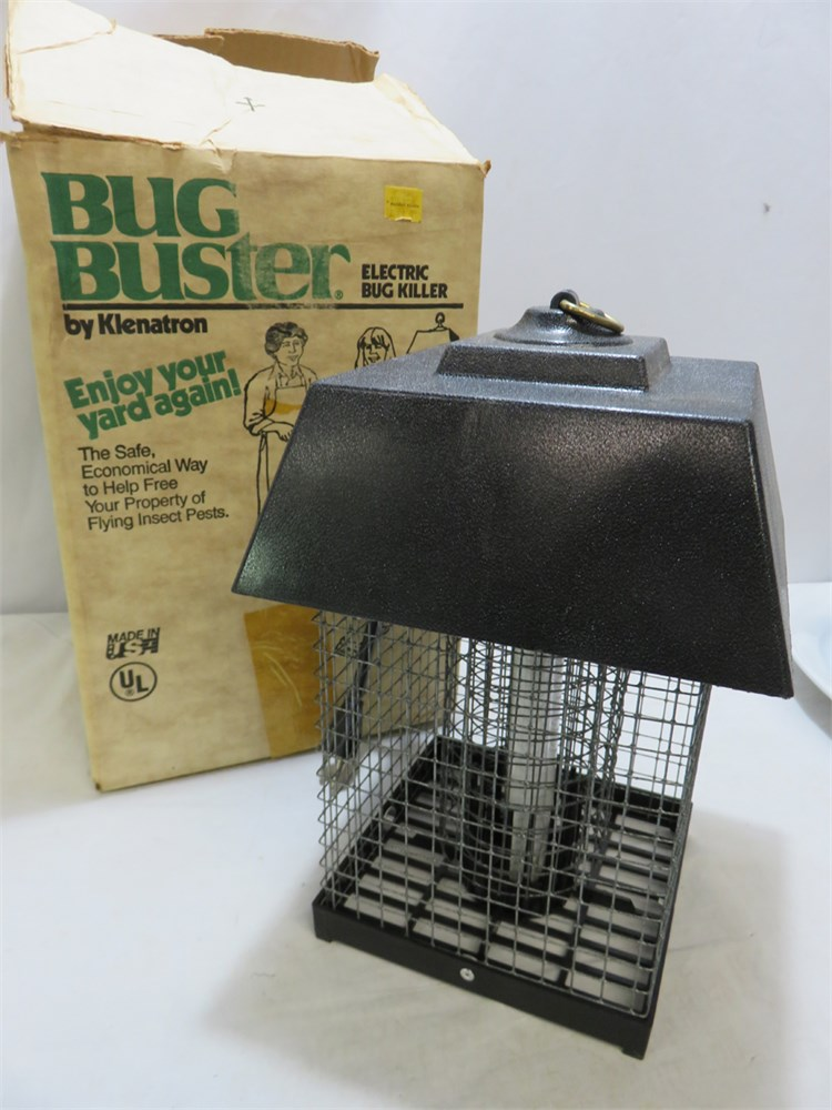 Transitional Design Online Auctions - KENATRON Bug Buster