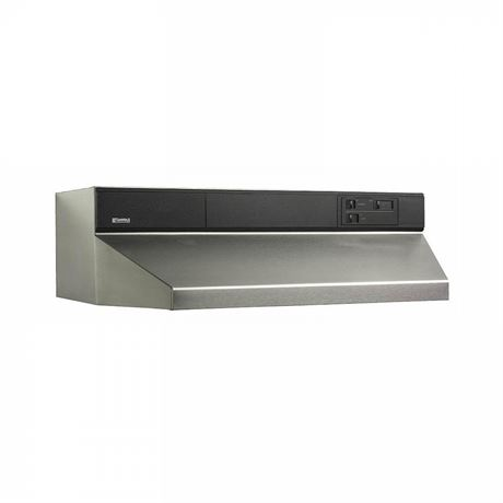 "NIB - KENMORE 42"" STAINLESS RANGE HOOD WITH COOKTOP LIGHTING"