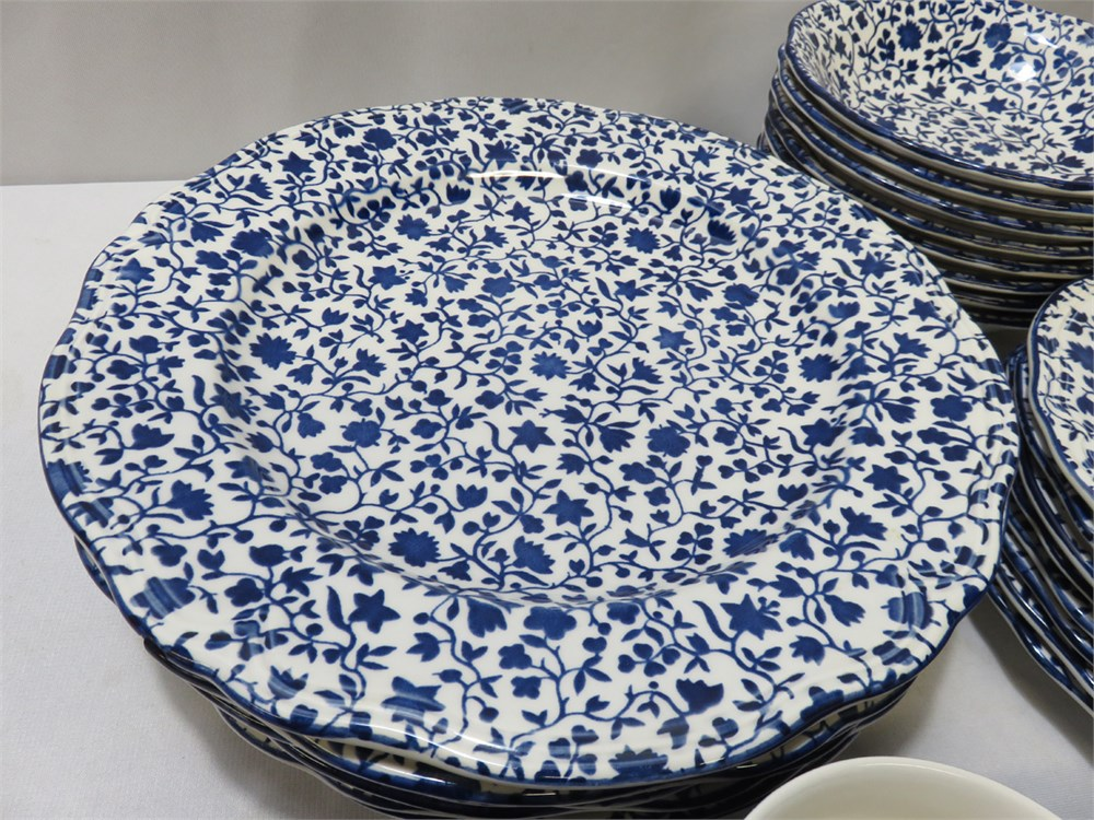 Lancaster Calico Ironstone Serving Plate 4400