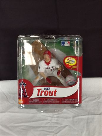 Mike Trout McFarlane 2013 Debut Figure
