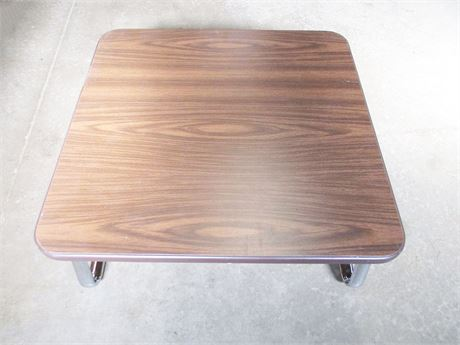 STEELCASE LOW OFFICE TABLE