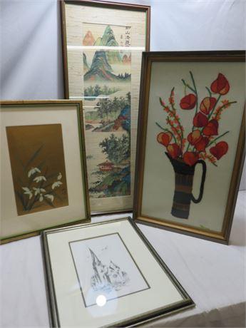 Assorted Art Prints