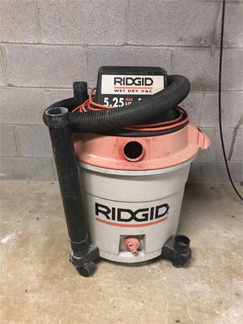 Rigid Wet/Dry Vac