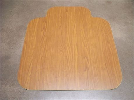OFFICE/DESK CHAIR LAMINATE FLOOR MAT