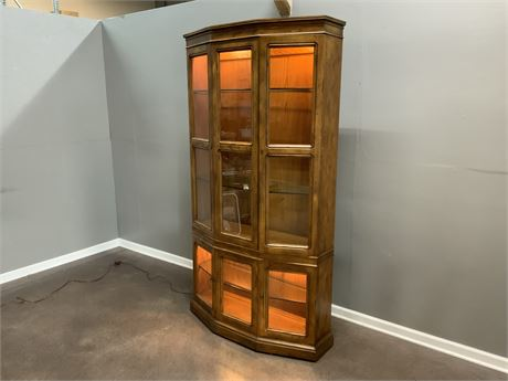 Henredon Curio Cabinet