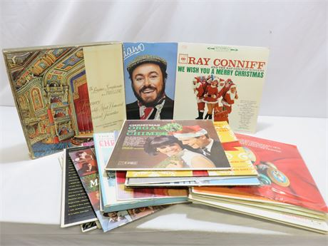 Vintage Record Album Lot