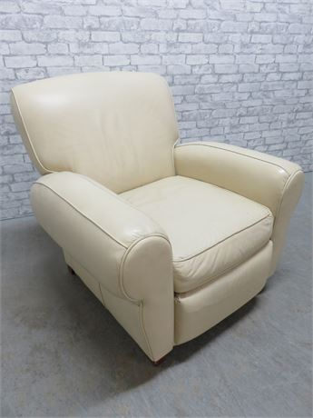 BARCALOUNGER Leather Recliner Chair