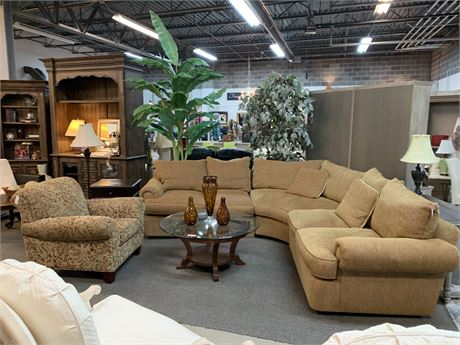 Thomasville Upholstered  Sectional
