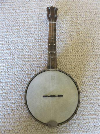 """Vintage SLINGERLAND """"Maybell"""" Banjo"""