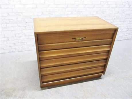 AMERICAN OF MARTINSVILLE MID-CENTURY 3-DRAWER CHEST